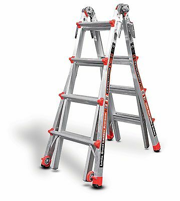 Little Giant Revolution XE Industrial Ladder - Aerospace Grade Aluminium