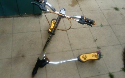 Vtriker Scooter Yellow