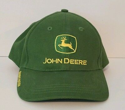 John Deere owners edition adjustable hat. Embroidered