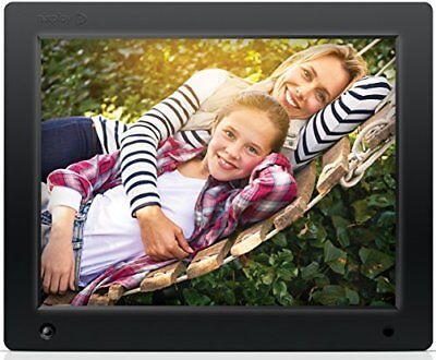 Nixplay Original 12 Inch WiFi Cloud Digital Photo Frame. iPhone & Android App, E