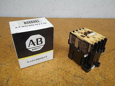 Allen Bradley 700-F040A1 Ser B Type F Control Relay 110/120V 50/60Hz New In Box