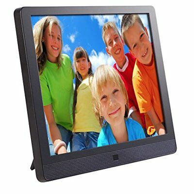 Pix-Star 10.4 Inch Wi-Fi Cloud Digital Photo Frame FotoConnect XD with Email, On
