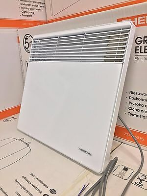 Electric Panel Heater, T-17 Series  5 Years Warranty IP24 rated