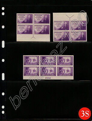 25 NEW 3S Stock Pages (Black pages)