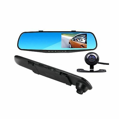 4.3 inch LCD HD 1080P Dash Cam | Car Video Camera | driving recorder with Dua...