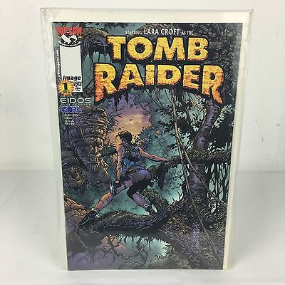 Tomb Raider: The Series Vol. 1, Issue 1 December 1999 TOP COW Wizard VGC