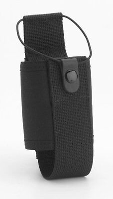 Nylon Police EMT EMS Motorola Kenwood Bearcat Portable Radio Case Holder Pouch