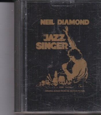 Neil Diamond-Jazz Singer Minidisc album