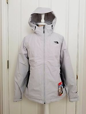 7e0128da3 NWT THE NORTH Face Womens Highanddry Triclimate 3 In 1 Jacket Gray