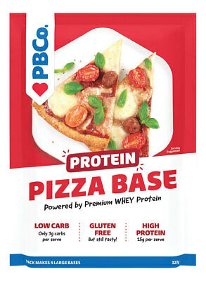 Protein Pizza Base Mix 320g - The Protein Bread Co