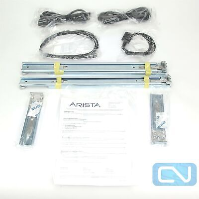 *New* Arista KIT-7001# Accessory ASY-00985-03 Heavy Outer Rails RJ45 cables