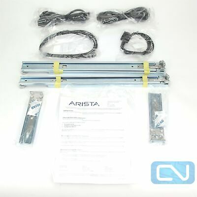 *New* Arista KIT-7001# Accessory ASY-00985-03 Outer Rails RJ45 cables