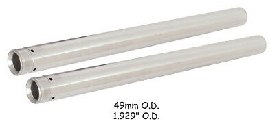 """Fork Tubes; FXD'06up StkFXDWG'06up -2"""" 25-1/2"""" 49mm (Pair) FXDWG'06up -2"""" 25-1/2"""