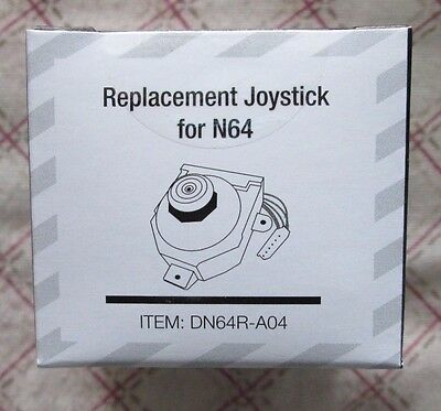 Repair Box Replacement Joystick for N64 Controller DN64R-A04
