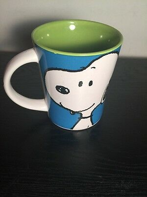 Collectible Peanuts Snoopy Stoneware 15oz coffee and/or tea Mug New