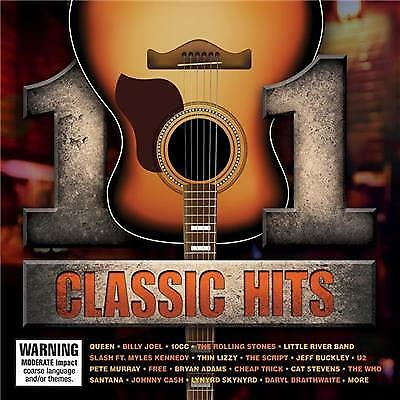 101 CLASSIC HITS - Various Artists 5CD *NEW* 2017