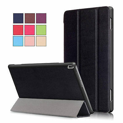 For Lenovo Tab 4 10 TB-X304F/N Magnetic Smart Folio Stand PU Leather Case Cover