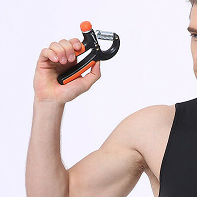 20-60kg Hand Grip Strengthener Strength Trainer Adjustable Therapy Exerciser