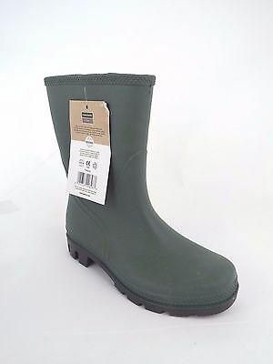 Town and Country Original Half length Wellies Wellington boots UK size 3 11