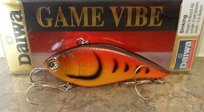 Daiwa Game Vibe GV6 60mm – Red Craw, lipless diving lure