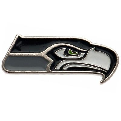 Collectables Nfl Enamel Seattle Seahawks Badge