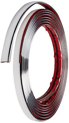 ROULEAU BANDE AUTOCOLLANTE CHROME 21mm 8 METRES FORD THUNDERBIRD MUSTANG