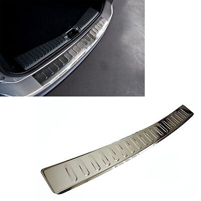 Protection Seuil Coffre Ford C-Max 2 2010-Up Tdci Ti Lpg Parechoc Arriere Chrome