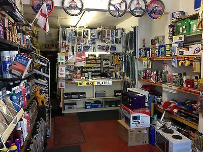 Reduced !!car Parts And Accessories Business