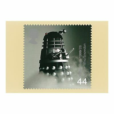 Doctor Who – Dalek The Dr Who Television Series Phq 208 Royal Mail Postcard