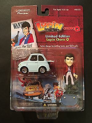 Geneon Pioneer Limited Edition Lupin The 3rd Character - Lupin The Third -  NEW