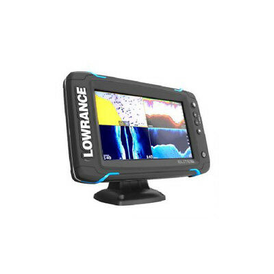 Lowrance Eco/GPS Elite-7Ti avec Med/High/Downscan 000-14370-001 #62120171