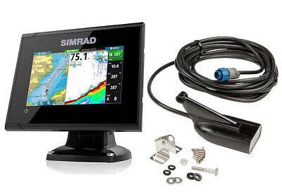 Simrad GO-5 XSE Chartplotter + Transducteur DownScan 000-14456-001 #62600061