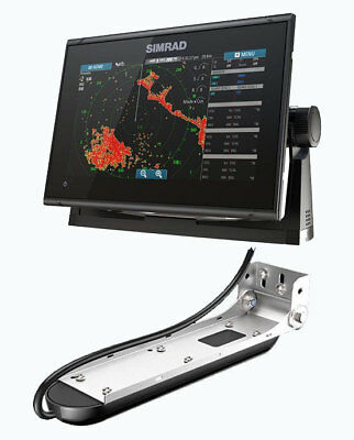 Simrad Echo GPS GO9 XSE avec transducteur Totalscan 000-14443-001 #62600056