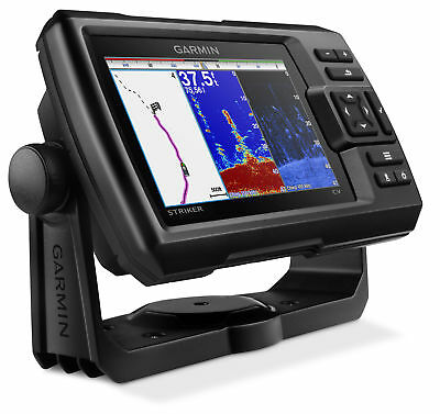 Garmin Striker 5cv Fishfinder avec Transducteur GT20-TM #60320412