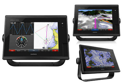 GPSMap 7410 J1939 Garmin Ecran multifonctions 10'' tactile multipoints 010-01306