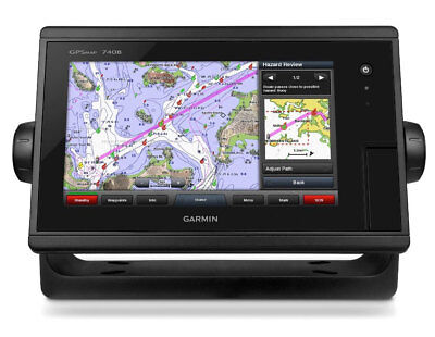 GPSMap 7408 J1939 Garmin Ecran multifonctions 8'' Ecran tactile multipoints 010-