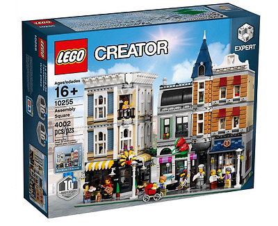 LEGO 10255 Assembly Square BRAND NEW