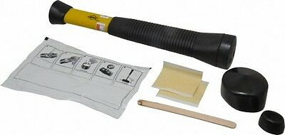 """NUPLA 10"""" Long Replacement Handle for Solid & Split Head Hammers Fiberglass w..."""