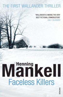 Mankell,henning-Faceless Killers  Book New