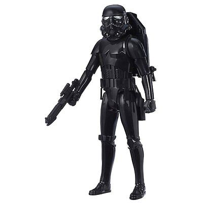 Star Wars Figura Shadow Trooper Interactech Battlefront con sonido 30 cm