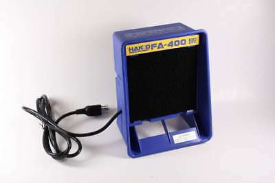Hakko FA400-04/P Smoke Absorber 2-Way Bench Top ESD-Safe