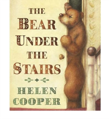 Cooper,helen-Bear Under The Stairs  Book New
