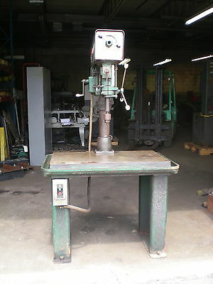 Powermatic Model 1200 Drill Press - Large Table - 1-1/2 HP - 200-2000 RPM