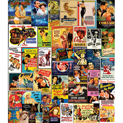 "Jigsaw Puzzle 300 Pieces 24""X30"" Movie Classics WM1156"