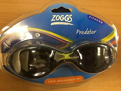 Zoggs Predator Flex Swimming Goggles Free First Class Delivery