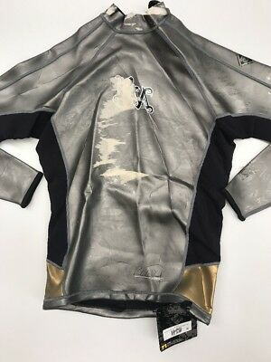 """Body Glove Long Sleeve """"Rusty"""" Wetsuit Top 1mm Super Rover XL"""