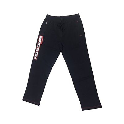 Bad Boy Walkout Track Pants Black