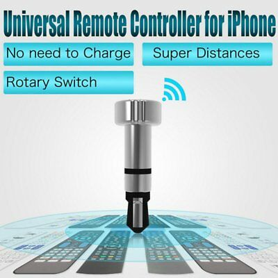 Phone Smart Infrared IR Remote Control For iPhone TV STB DVD Air Conditioner New