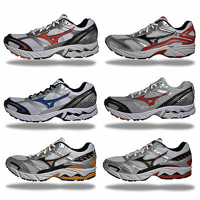 Mizuno Mens Premium Running Shoes Fitness Gym Trainers - From