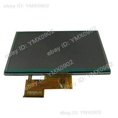 LCD Display +Touch Screen Digitizer For Garmin Nuvi 1490 1490T 1490LMT AT050TN34